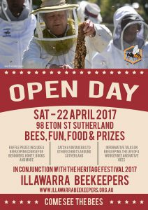 poster-for-the-open-day-at-the-illawarra-beekeepers-sutherland
