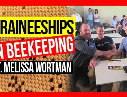 Traineeships in Beekeeping ft Melissa Wortman | ABA of NSW Field Day 2019